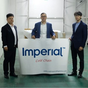Imperial begins shipping temperature-sensitive COVID testing kits