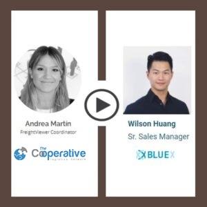 Coop Interview with BlueX