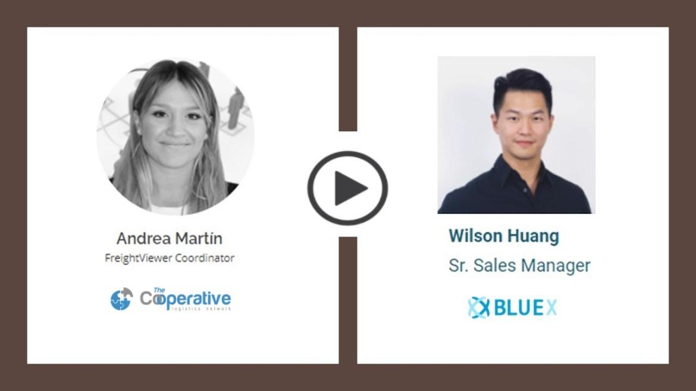 Coop Interview with BlueX-digitization in logistics