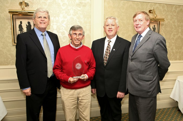 Cork Person of the Month is Padraig Ahern