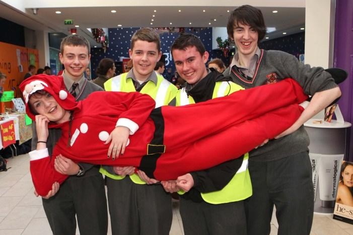 Young Cork Entrepreneurs get into Christmas spirit