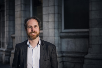 Cork Green Party candidate Oliver Moran condemns Government for Climate Change inaction