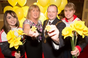 Cork City Daffodil Day Committee organise Coffee morning in Nash 19