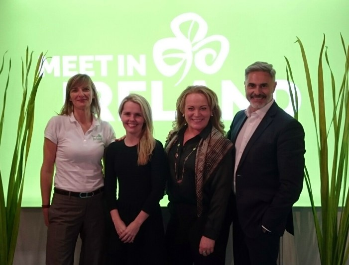 Cork tour operator attends tourism promotion in Cannes, France