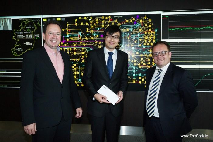 University College Cork graduate wins EirGrid award for Master's Thesis