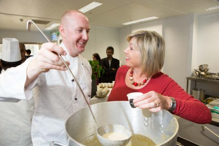 Cork County Council rents commercial kitchens to food businesses in Carrigaline