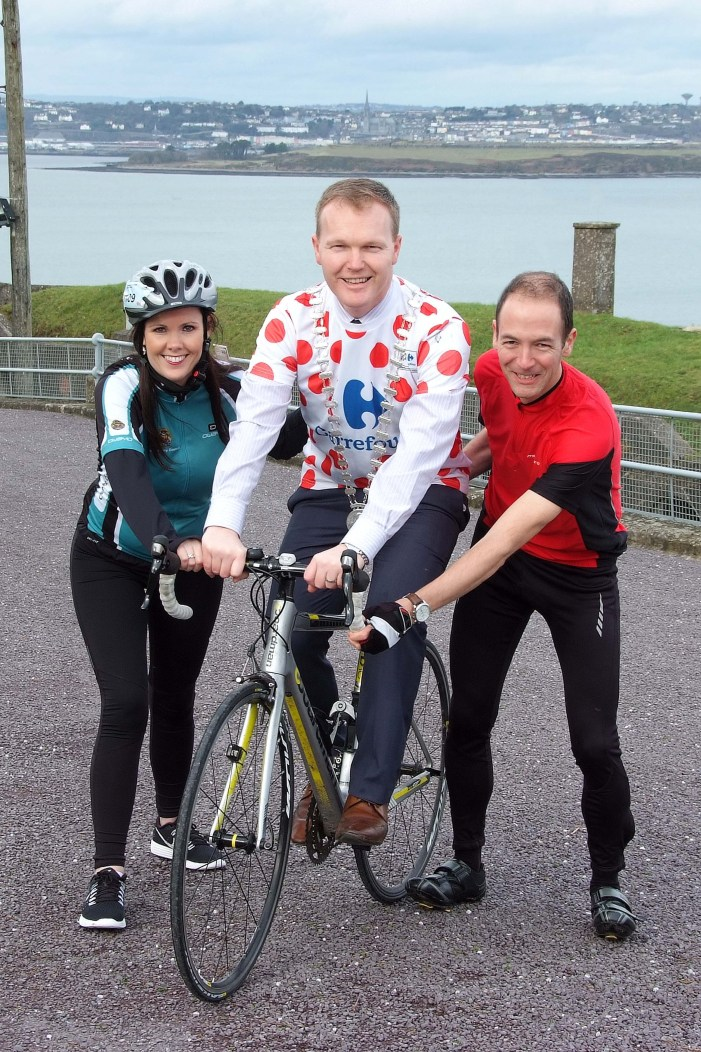 This years 'Fort 2 Fort Charity Cycle' takes place on Sunday 9th April 2017