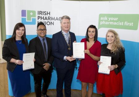 New Cork pharmacy technicians graduate from Irish Pharmacy Union course