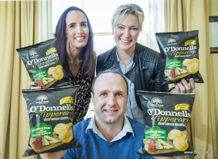 Now you can buy Ballymaloe Relish flavoured crisps!