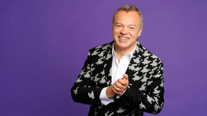Where to buy tickets for the Graham Norton Table Quiz at Ahakista Festival 2019