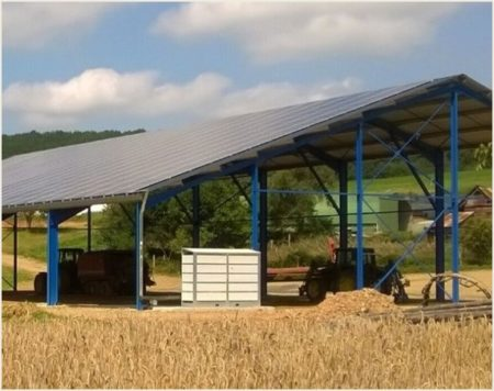 Cork based 'Amarenco' company wins contract to build solar panel barns in France