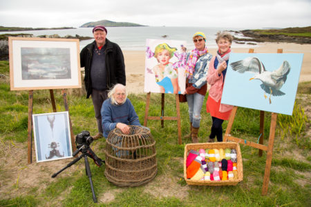 WEST CORK: Sherkin Islanders prepare for 'Samhradh Le Cheile' exhibition