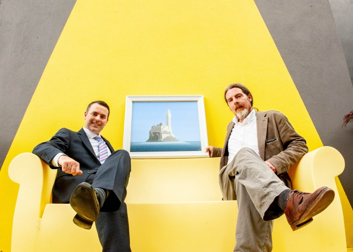 'Artist in Residence' at the Montenotte Hotel