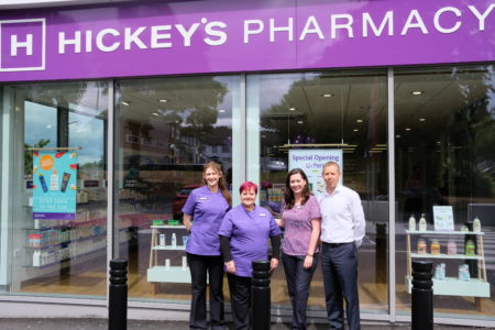 BUSINESS: Hickey's Pharmacy opens two new outlets in Cork