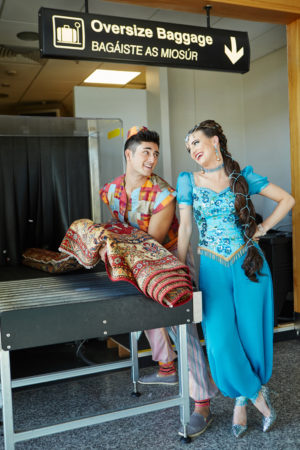 ENTERTAINMENT: Aladdin at Cork Opera House