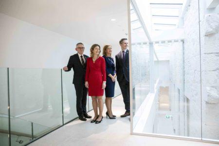 University take over former Bank Building in Cork City