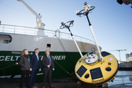Minister Creed announces upgrade to Marine Data Buoy Network valued at €300,000