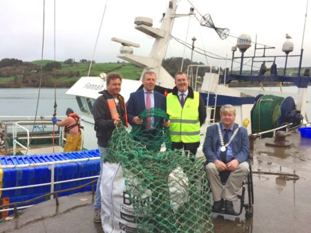 Cork County Council contributing to clean ocean initiatives