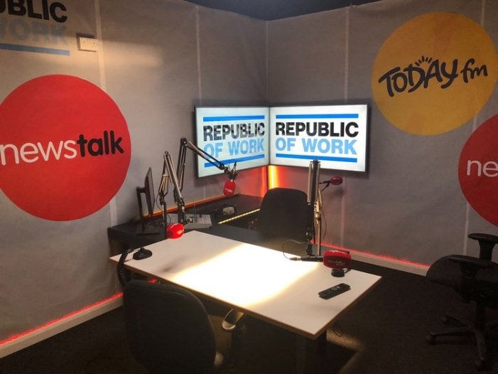 National radio station opens 'Cork Studio' in 3 year deal at trendy shared office building
