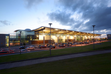 Ireland's most punctual airport is… CORK Airport