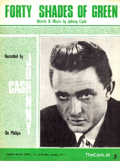 VIDEO: What connection did JOHNNY CASH have to Cork?