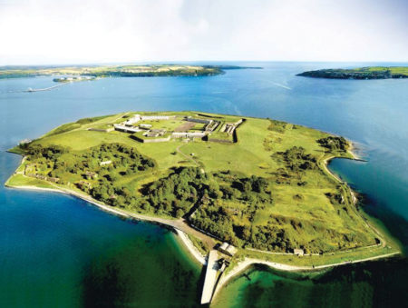 Spike Island tourist attaction re-opens after national COVID lockdown