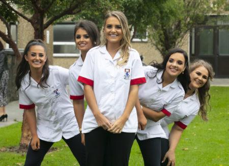 Cork nurses graduate at University Hospital Waterford