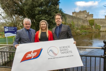 ABP Bandon commits to reducing its carbon emissions by 27%