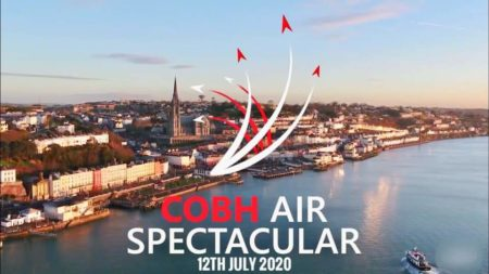 Air show for Cobh (Cork Harbour) postponed from 2020 to 2021 #CobhAirSpectacular