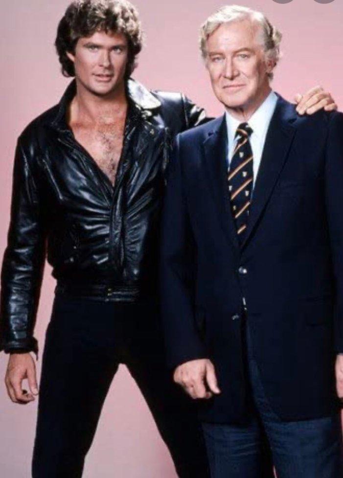 David Hasselhoff's Knight Rider boss was born in Cork (Edward Mulhare played Devon Miles)