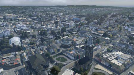 VIDEO: Virtual panoramic flyover of Cork City