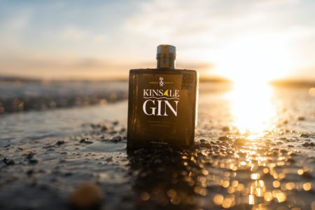 Kinsale Gin tops the charts at the International 2020 Bartender Spirits Awards winning gold in three categories