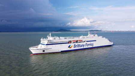 Passenger ferry services from Ringaskiddy, Co Cork postponed @BrittanyFerries