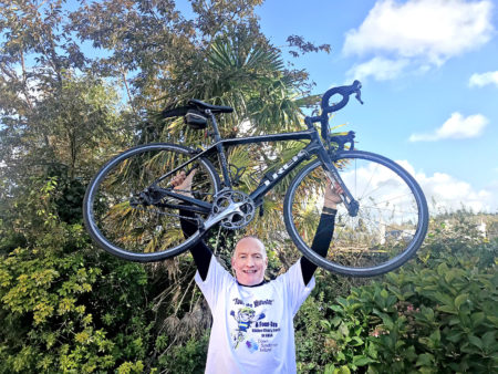 Tour de Munster Charity cycle founder Paul Sheridan honoured as 'Cork Person of the MONTH'