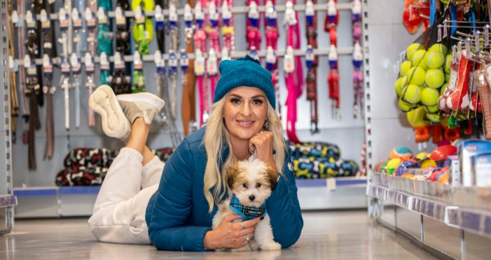 New pet store in Mahon Point Retail Park