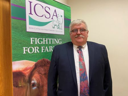 FARMING: West Cork man elected president of ICSA – says Brexit will affect beef farmers