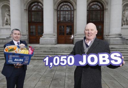 Aldi recruiting 120 staff in Cork