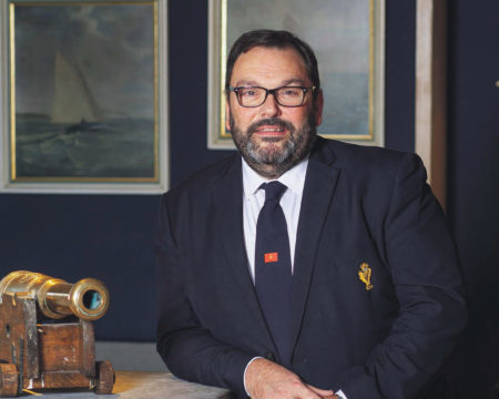 WORLD's OLDEST YACHT CLUB: Admiral of @RoyalCork in Crosshaven named as Person of the Month