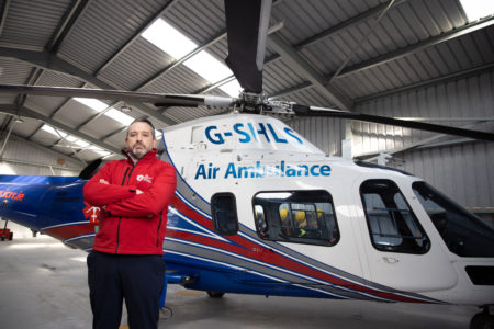 Air Ambulance has 53 missions in Cork, in first 3 months of 2021