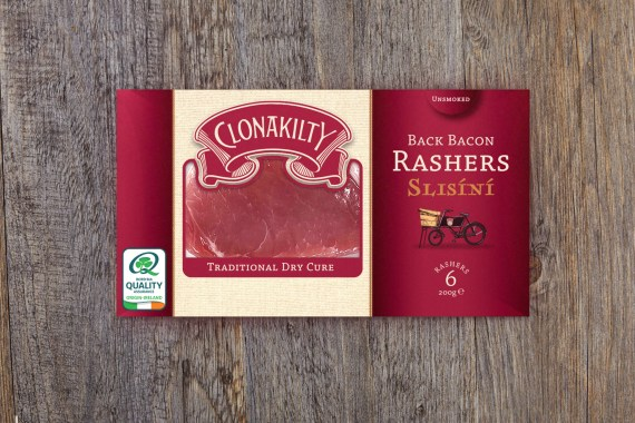 Clonakilty Blackpudding unveils new packaging design