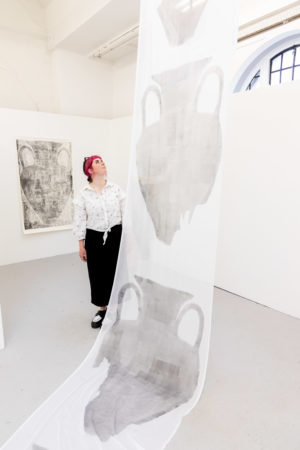 PHOTOS: Exhibition of student work from Crawford College of Art and Design (part of Munster Technological University)