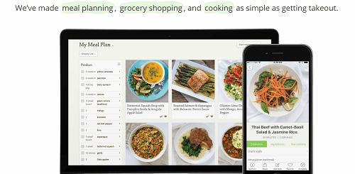meal planning app paleo