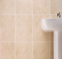 RAK Ceramics Capricorn Travertino  Dark Beige Matt  The