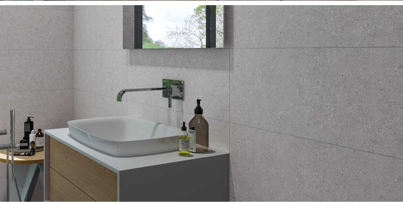 granite grey wall 300x900mm