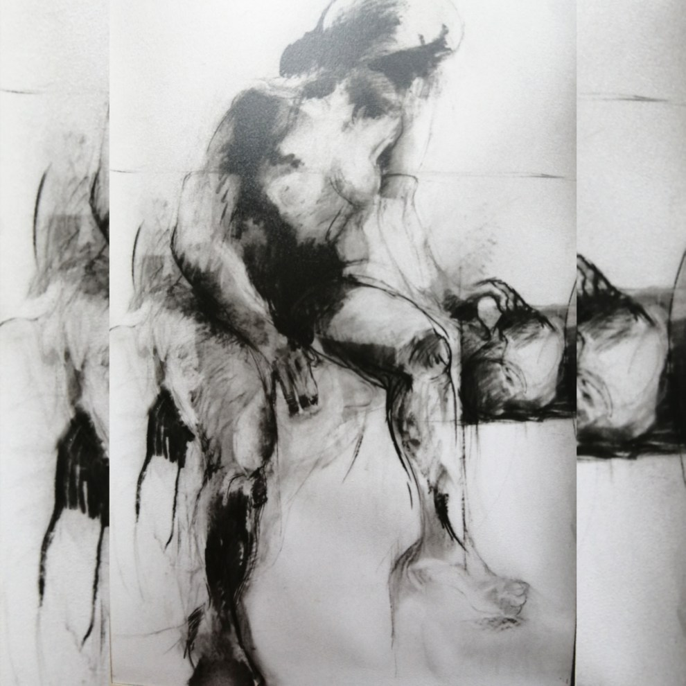 old nude drawing