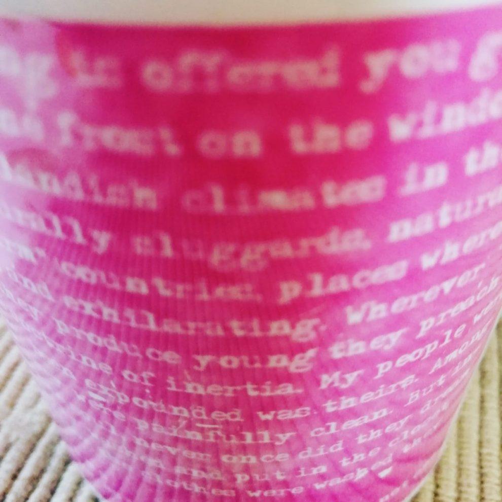 Henry Miller mug
