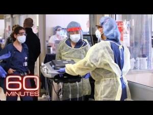 A look inside hospitals battling coronavirus