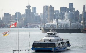 Vancouver SeaBus returns to 15-minute service next week