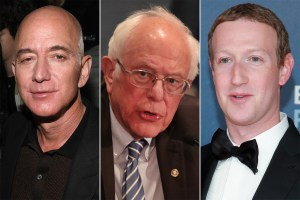 Bernie Sanders to introduce bill to tax billionaires during pandemic
