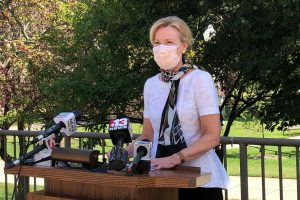 Dr. Deborah Birx 'hopeful' for coronavirus vaccine but says, 'wear a mask'